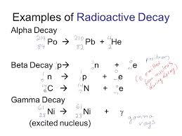equation for alpha decay jennarocca