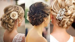 Hair Updos For Brides