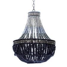 contemporary wooden bead chandelier studio wood bead chandelier large wood bead chandelier world market chandelier beaded metal wood
