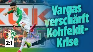 Werder verliert mit 1:0 gegen den direkten konkurrenten mainz 05. Fc Augsburg Gegen Werder Bremen Liveticker Bundesliga 20 Spieltag 2019 2020 Sport Bild De