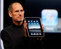 steve jobs a short biography hubpages steve jobs introducing the ipad