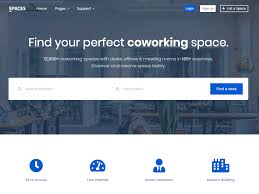 Bootstrap Faq Page Design Spaces Real Estate Coworking Template Ui Kit Bootstrap