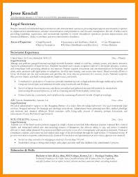 Legal Assistant Resume Samples Fresh Legal Assistant Resume Sample