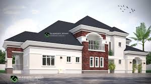 3 Bedroom Flat Design Plan In Nigeria Architectural Design Of A Proposed 5 Bedroom Bungalow With A
