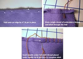 Blanket Stitch With Sewing Machine