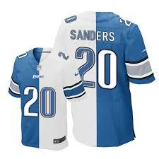 Jersey Barry Sanders Nfl Barry Sanders