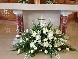 Easter Floral Design Ideas Church Arrangement Easter Flower Arrangements Church