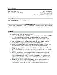 sap bw resume samples sap bw sample resume resume tutorial