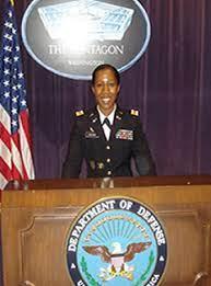 Women's History Month 2014: Adrienne Watson Crosby - The Citadel -  Charleston, SC