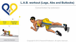 l a b workout legs abs and ocks