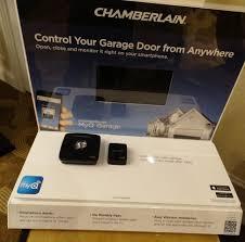open garage door with phoneGarage Doors  Garageors Fantastic Chamberlainor Opener App To