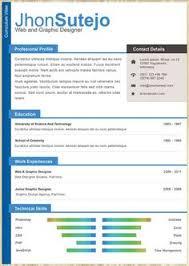 Nice Resume Templates Mesmerizing Resume Template Nice Resume Templates Sample Resume Template