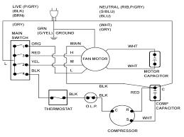 window ac wiring diagram wiring diagram mega