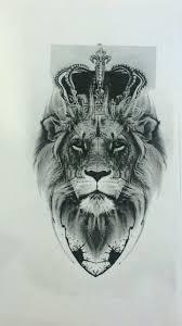 эскизы тату льва Prisma At Lar23 Goldvoiceclub