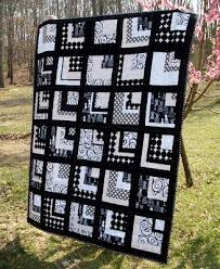 Best 25+ Black and white quilts ideas on Pinterest | Black quilt ... & Best 25+ Black and white quilts ideas on Pinterest | Black quilt, Quilt  patterns and Black and white owl Adamdwight.com