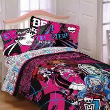 Monster High Comforter Set for Girls | Christmas Gifts for Everyone ...