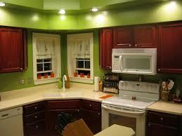 kitchen colors ideas walls kitchen color ideas oak cabinets paint green backsplash wall small