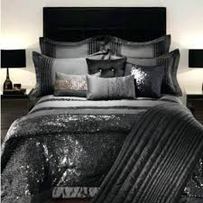 sequin comforter photo 4 of 6 kylie bedding throw in black sequin been used but well looked after and still grey sequin comforter set gold sequin comforter