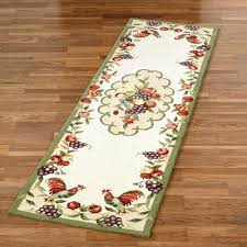 rooster area rugs round kitchen throw