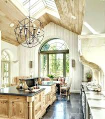 Modern French Country Kitchen Home Country Modern Kitchen French