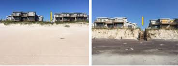 North Topsail Beach Nc Before And After Hurricane Florence