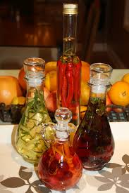 Decorative Infused Oil Bottles Gifts From The Kitchen Infused Vinegar Getty Stewart 28