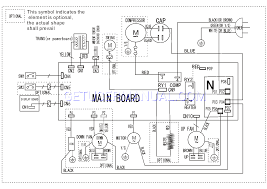 frigidaire portable air conditioners frapu wiring diagram frigidaire portable air conditioners fra053pu1 wiring diagram