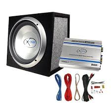 acoustic audio xs10a 500 watt 10 car subwoofer box amplifier acoustic audio xs10a 500 watt 10 car subwoofer box amplifier wiring by acoustic
