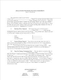This sales agreement form template pertains to agreement on sales of properties, where, the clauses of the agreement are mentioned exhaustively. Real Estate Purchase Sale Agreement Templates At Allbusinesstemplates Com
