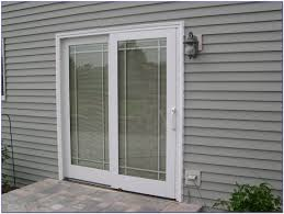 patio doors with blinds between the glass: andersen sliding patio doors with blinds between the glass a
