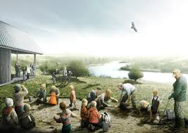 Sla Design Sla Win Design Competition To Transform Danish National Park