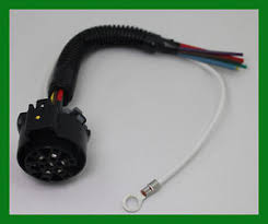 oem trailer plug wiring harness bare wire to oe connector 47214 Oem Wiring Harness Connectors image is loading oem trailer plug wiring harness bare wire to oem wiring harness connectors near me
