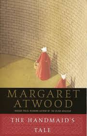 image result for handmaid s tale book cover