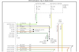 ford explorer wiring schematic image wiring 93 explorer stereo harnesses the correct wiring diagram on 93 ford explorer wiring schematic
