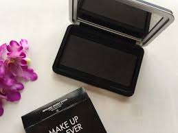 make up for ever refillable makeup system palette xl empty trio palette