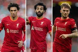 Liverpool pass map shows new 'triangle' trio's influence - Liverpool FC -  This Is Anfield