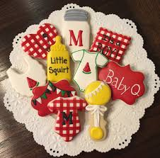 Excellent Decoration Baby Q Shower Ideas Fancy Idea Barbecue Coed