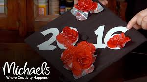 how to decorate graduation cap is that simple. DIY Graduation Cap Decoration Ideas | Party \u0026 Celebration Michaels - YouTube How To Decorate Is That Simple A