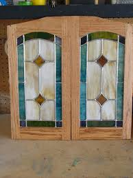 stained glass cabinet s custom stained glass cabinet inserts stained glass cabinet stained glass cabinet doors patterns