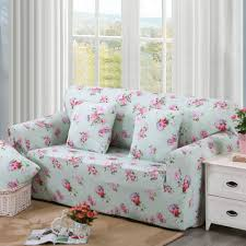 Cool Couch Slipcovers Flower Pattern Sectional Covers Lshaped Sofa Cover With Perfect Ideas