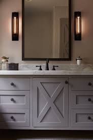 white bathroom cabinets with bronze hardware. charming mirror and beautiful restoration hardware vanity white bathroom cabinets with bronze n
