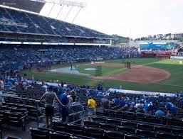Kauffman Stadium Section 238 Seat Views Seatgeek