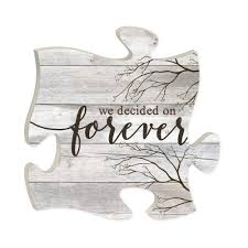 p graham dunn we decided on forever puzzle piece