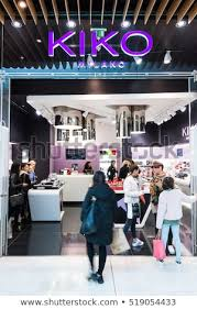 london uk november 19 2016 a kiko outlet founded in 1997 by antonio perci kiko milano is an italian brand of cosmetics make up and skin care s