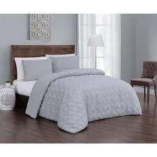 Light Gray Bedspread Geneva Home Fashion Embossed 2 Piece Light Grey Twin