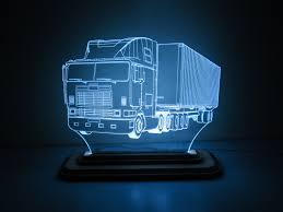 GIÁ TỐT] Đèn Led 3D Mô Hình Xe Container international, Giá siêu tốt  500,000đ! Mua nhanh tay! - Bigomart