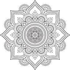 Free Vector Design Eps Mandala Floral Design Eps Free Vector Download 3axis Co