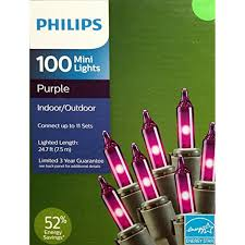 Philips 100 Green Mini Lights Philips 100 Purple Mini Lights You Can Find Out More