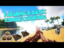 farming basic kibble cooking ark