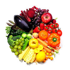 Rainbow Fruits And Vegetables Chart Fruit And Vegetable Rainbow Chart Florida Tech Ad Astra